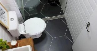 Best 50 Small Bathroom for Small Space – Designs, Colors and Tile Ideas 21 - #...