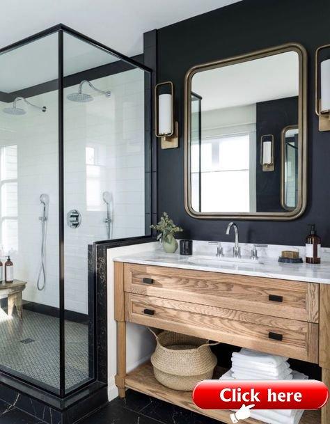 Salle de bain moderne - 2019 - Bathroom Diy