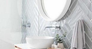+ 26 Small Bathroom Inspo Interior Design 113 - Bobayule.com