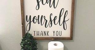 Please Seat Yourself Wood Sign/Bathroom Wood Sign/Bathroom Sign/Bathroom Humor Sign/Bathroom Decor/F