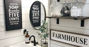 """""""This Room Is Brought To You By"""" Framed Farmhouse Sign"""