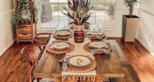 Dieses Haus in Dallas hat Boho-Dekor, viel Wüste, südwestliche Elemente und go...