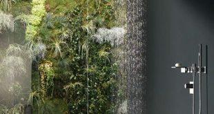 Eine Regendusche: die Vor- und Nachteile #Badezimmer #badezimmer #nachteile #reg...