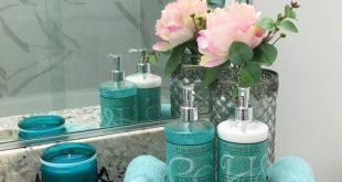 20 hilfreiche Ideen für die Badezimmerdekoration