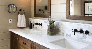 +24 Dark Gray And White Bathroom Small 58 #BathroomRenovationsCountry