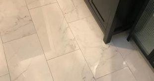 MSI Carrara 6 x 24 Zoll glasierte Boden- und Wandfliese aus Porzellan (14 sq. Ft...