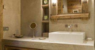 11 DIY Badezimmer Umbauideen mit Vorher & Nachher Bild zu inspirieren