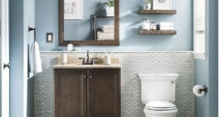 39+ Awesome Small Bathroom Remodel Inspirations Ideas