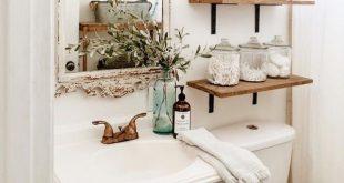 20 Genius DIY Organization Hacks Sie müssen versuchen, Ihr kleines Badezimmer größer zu mache...