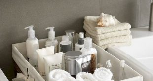 40 Quick and Easy Bathroom Storage Organization Ideas