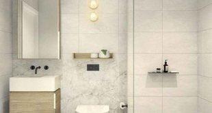 50 Stunning Small Bathroom Makeover Ideas (50