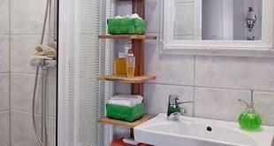 52 Built-in Bathroom Shelf And Storage Ideas to Keep Your Bathroom Organized - I...