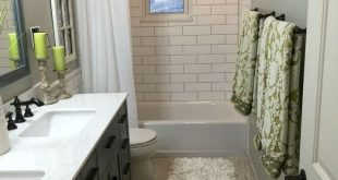 ✔58 lovely small master bathroom remodel on a budget 11smallmasterbathroom #bathroomremodelonabudget #bathroomremodel