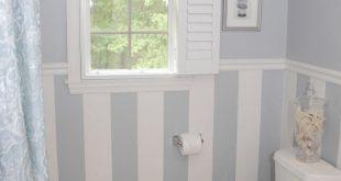 $88 bathroom makeover (plus a drool-worthy DIY window treatment) | Living Rich o...