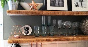 9+ Creative Shelving Ideas for Kitchen – Diy Kitchen Shelving Ideas