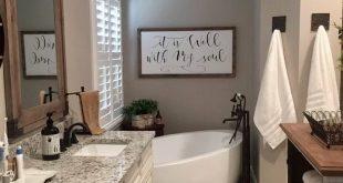 Bathroom Set Ideas Your Home Design Hotels - #Bathroom #design #farmhouse #home ...