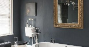 Get Inspired with 20 Luxury Black and White Bathroom Design Ideas