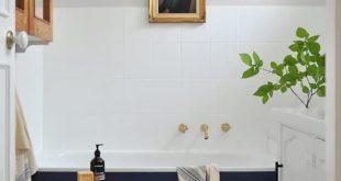 Günstige Badezimmer umgestalten Ideen, die teuer aussehen. Brauchen Sie Ideen f...