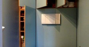 JAIME --> le design des meubles, plein de rangements JE NAIME PAS --> couleurs d...