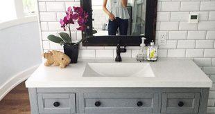 Master Bathroom Reveal – Elternausgabe – Anne Jasinski