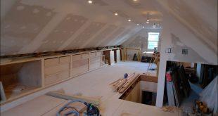 Small Attic Bedroom Storage Ideas   Bedroom and Bathroom ...