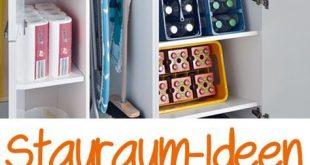 Stauraumideen für Ihre Küche