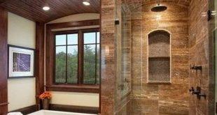 Walk-Shower Ideen für das Hauptbadezimmer - #das #für #Hauptbadezimmer #ideas ...